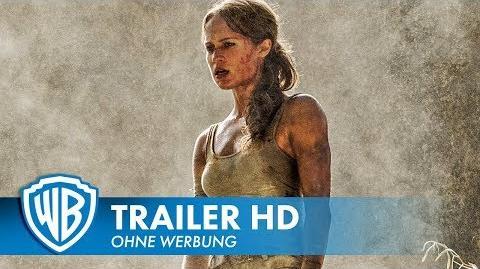 TOMB RAIDER - Trailer 1 Deutsch HD German (2018)