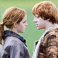 Hermine - Ron