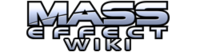 Wiki-wordmark Mass Effect