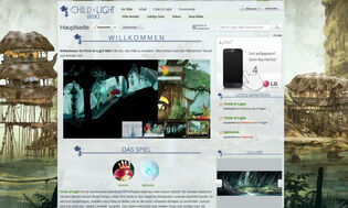 ComDev Child of Light