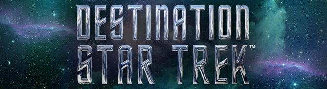 Destination Star Trek Header