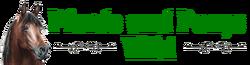 Pferde und Ponys Wiki Logo - Große Version