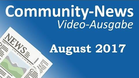AML Tony/Community-News: August 2017