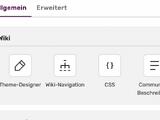 Wiki-Verwaltung