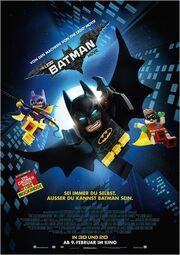 The Lego Batman Movie Kinoposter