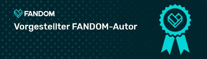 Vorgestellter FANDOM-Autor Header