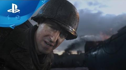 Call of Duty WWII - Reveal Trailer PS4, deutsch