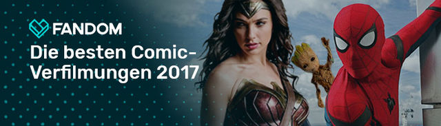 DC Marvel Comicfilme-Highlights 2017