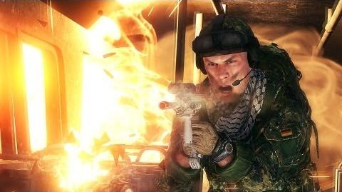 Medal of Honor Warfighter Fireteam-Gameplay Multiplayer-Trailer 2 - GamesCom 2012