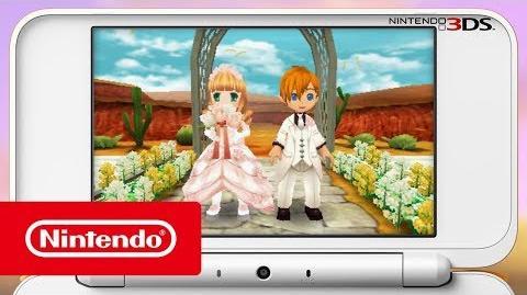 Story of Seasons Trio of Towns - Einführungsvideo (Nintendo 3DS)