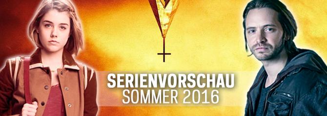 Serienvorschau Sommer 2016 Header