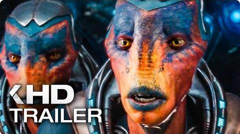 VALERIAN Trailer German Deutsch (2017)