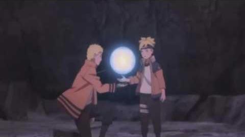 Boruto Rasengan Naruto