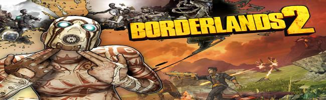 Borderlands 2 Header
