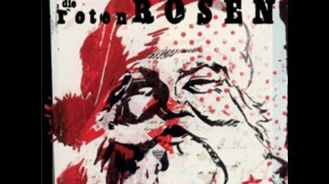 Die Roten Rosen Weihnachtsmann vom Dach