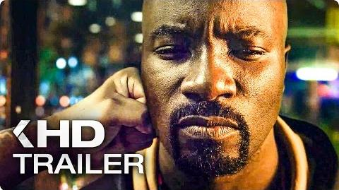 LUKE CAGE Trailer German Deutsch (2016)