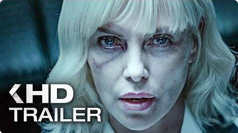 ATOMIC BLONDE Trailer German Deutsch (2017)