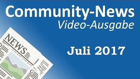 FANDOM CommunityNews JULI 2017