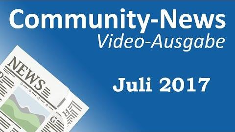 AML Tony/Community-News: Juli 2017