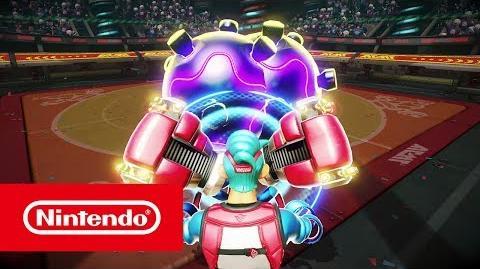 ARMS – So wird gespielt (Nintendo Switch)