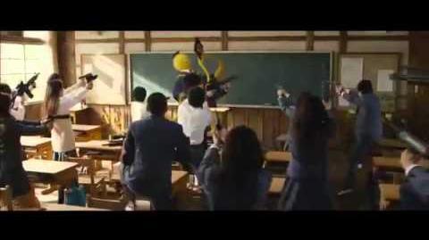 Assasination Classroom (Ansatsu Kyoushitsu) Live Action Trailer HD