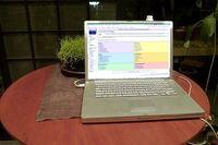 Laptop help desk