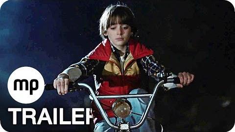 STRANGER THINGS Trailer German Deutsch (2016) Netflix Mystery Serie