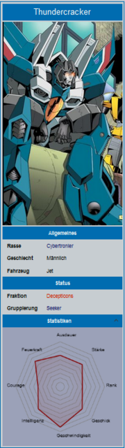Transformers Infobox