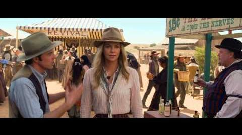 A Million Ways To Die in the West - Trailer