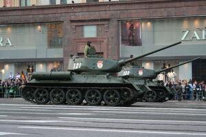 T-34s
