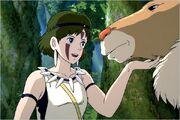 Prinzessin Mononoke Mythologie