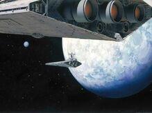 McQuarrie - Sternenzerstörer