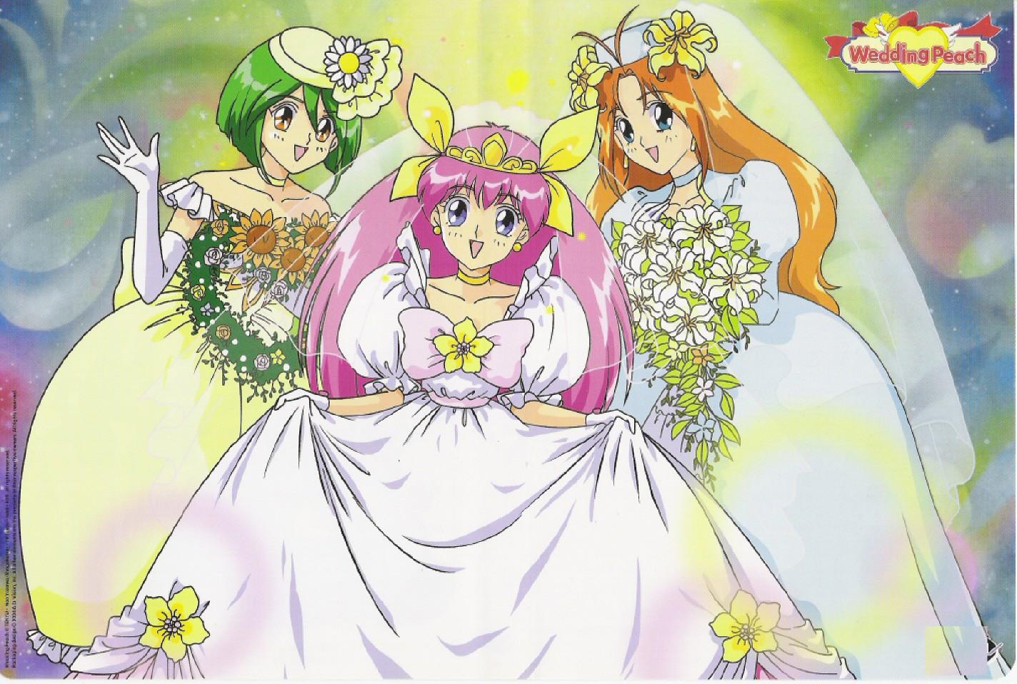 Wedding Peach Valentinstag