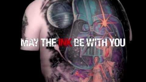 Star Wars Celebration Europe Body Art Trailer (2013) Essen