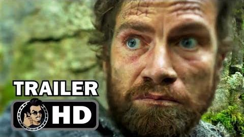 BRITANNIA Official Trailer (HD) David Morrissey Amazon Exclusive Series