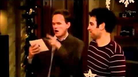 Barneys weihnachtslieder