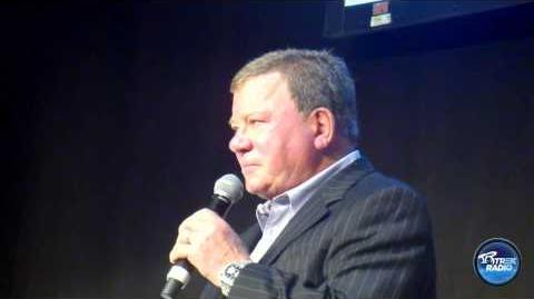 Destination Star Trek Germany - William Shatner Press Conference