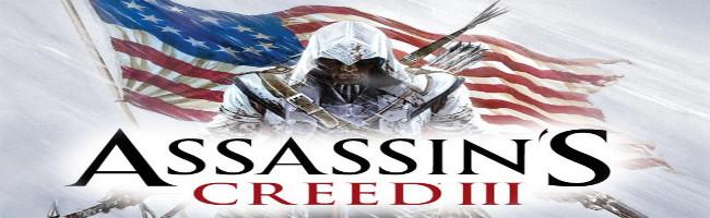 Assassins Creed 3 Header