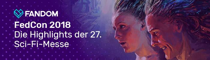 FedCon 2018 Banner