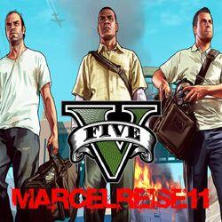 Marcelreise11 GTA V rot