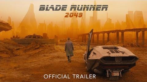 Blade Runner 2049 - Trailer