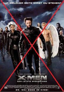 X-Men Der letzte Widerstand Fail