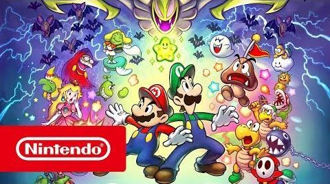 Mario & Luigi Superstar Saga + Bowsers Schergen – Trailer (Nintendo 3DS)
