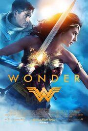 Wonder Woman Kinoposter