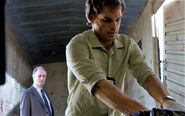 As he observes Dexter, Lundy mentions that the Butcher is compulsive