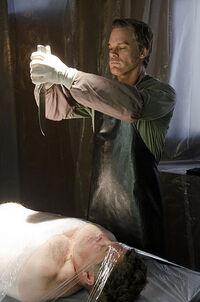 Dexter's kill knife