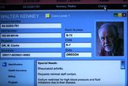 Walter Kenney file