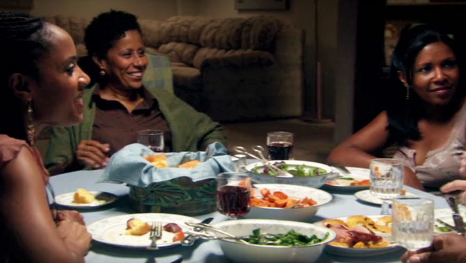 Mrs. Doakes and daughters