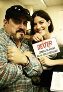 David Zayas4 and Jennifer Carpenter