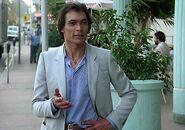 Jimmy Smits in Miami Vice